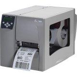 Zebra S4M Monochrome Direct ThermalThermal Transfer Industrial Printer 6 ins Print Speed 203 dpi Print Resolution 409 Print Width 110220V AC