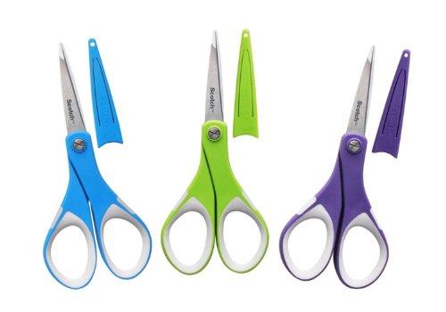 Scotch 6-Pack Precision Scissors 5-Inch