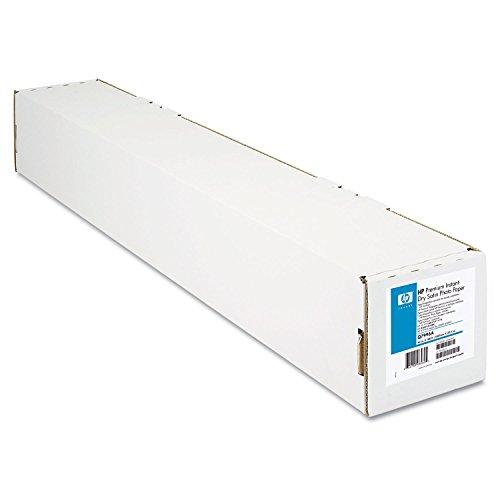 HP Q7996A Premium Instant-Dry Photo Paper 42-Inch x 100 ft White