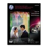 Hp Premium Plus Photo Paper - For Inkjet Print - Letter - 850 X 11 - 300 Gm - Glossy - 25  Pack