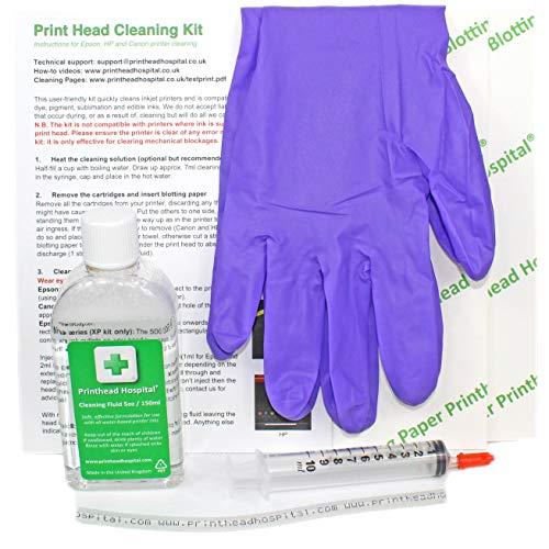 Printhead Hospital Cleaner for Epson Printers - 5oz 150ml