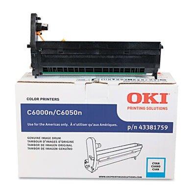 Oki Cyan Drum 20000 Yield 43381759