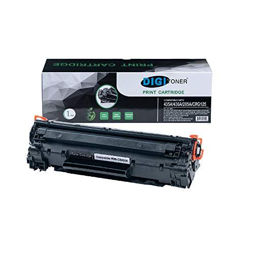 Generic Tonerplususa New Compatible HP AVE-CE285A 85A Black Laser Toner Cartridge for HP Laserjet M1132 HP M1212NF MFP Black 1 Pack