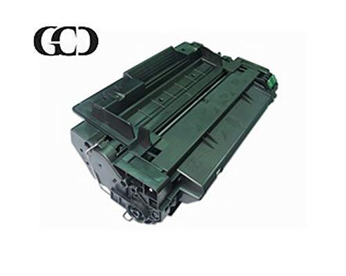 Replacement BLACK Toner for HP 55A CE255A 55X CE255X LaserJet Enterprise 500  MFP M525F LaserJet Enterprise Flow MFP M525C LaserJet P3010  P3011  P3015