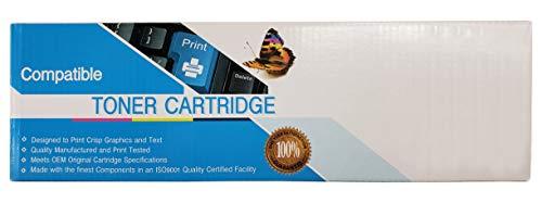 Myriad Compatible Toner Cartridges Replacement for HP CE250X Models Color Laserjet CP3525 CP3525N CP3525DN etc Black Ink Bulk CHCE250X-2 2 Toner Cartridges