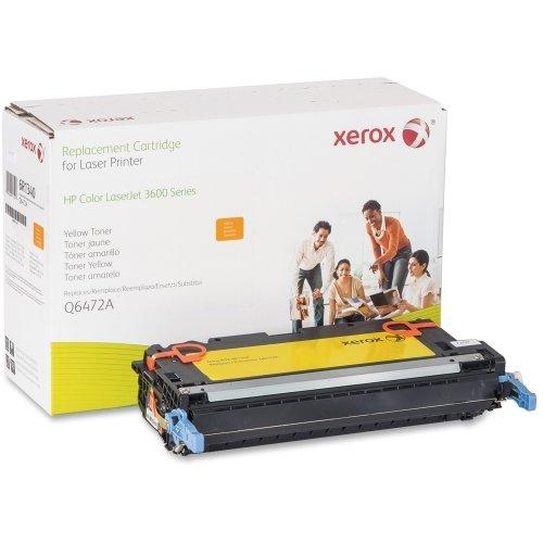 Xerox Yellow Toner Cartridge - Yellow - Laser - 4000 Page - 1 Each