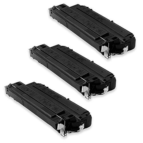 INKUTEN © 3 HP LaserJet 4L Toner Cartridges Combo Pack Compatible