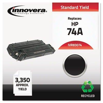 INNOVERA 83074 Toner cartridge for hp laserjet 4l 4ml 4p 4mp black