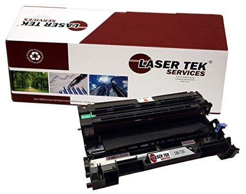 Laser Tek Services  Compatible Brother DR720 DR-720 Drum Unit for the Brother TN750 TN-750 TN720 TN-720 DCP-8110DN DCP-8150DN DCP-8155DN HL-5450DN HL-5470DW HL-5470DWT HL-6180DWT MFC-8510DN MFC-8710DW MFC-8910DW MFC-8950DW MFC-8950DWT