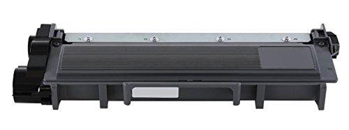Printronic Compatible Brother TN630 TN660 Toner Cartridge Black for Brother MFC-L2700DW HL-L2340DW MFC-L2740DW DCP-L2520DW DCP-L2540DW HL-L2360DW HL-L2380DW HL-L2300D