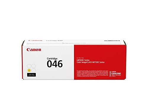 Canon Original 046 Toner Cartridge - Yellow