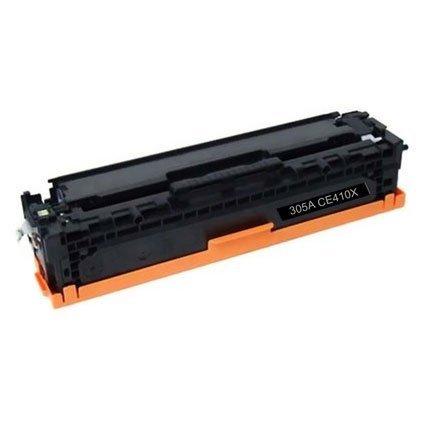 Toner Clinic TC-CE410X Compatible Black Laser Toner Cartridge for HP 305A CE410X Black Compatible With HP LaserJet Pro 300 Color M351A MFP M375nw M451dn M451dw MFP M451nw MFP M475dn MFP M475dw