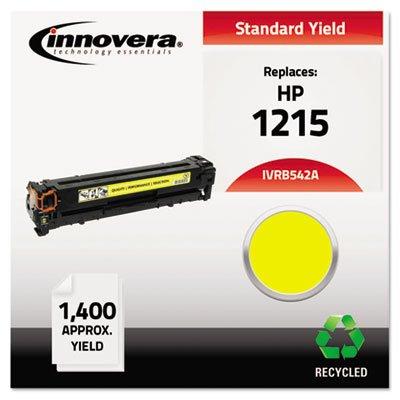 IVRB542A - Innovera Remanufactured CB542A 125A Laser Toner