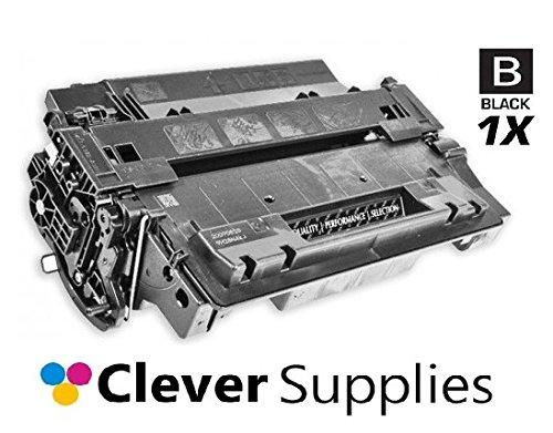 Clever Supplies New Compatible Toner Cartridges Black for HP M3028 HP LaserJet M3027 M3027X M3027XMFP M3035 M3035XS P3005DN P3005N P3005X P3005D M3035MFP M3035XSMFP M3027MFP Q7551X