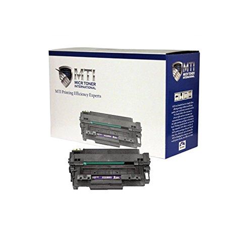 MTI Q7551X 51X MICR Compatible Cartridge for HP LaserJet P3005 P3005dn P3005n P3005x P3005d
