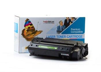 SuppliesOutlet Compatible Toner Cartridge Replacement for HP Q7551X 51X Black