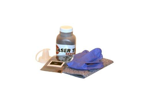 Laser Tek Services  Black Toner Refill Kit with reset chip for the HP Color LaserJet CP1025 126A M275 CE310A