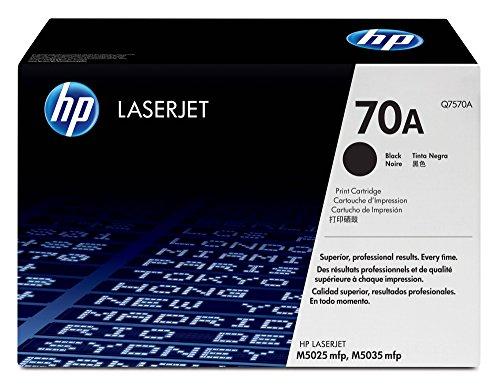 HP 70A  Q7570A  Toner Cartridge  Black