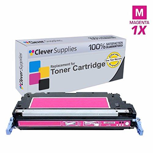 CS Compatible Toner Cartridge Replacement for HP 3600n Q6473A Magenta HP 502A Color Laserjet 3600 3600N 3600DN 3800 3800N 3800DN 3800DTN CP3505 CP3505N CP3505DN CP3505X