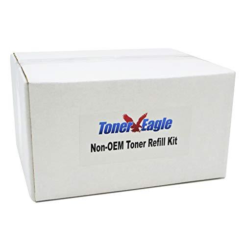 Toner Eagle Toner Refill Kits Compatible with HP 126A CE310A CE311A CE312A CE313A with Chips 4-Color Set