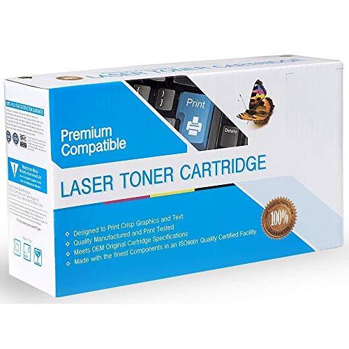 Dallas Laser Printers Compatible Toner Replacement for HP CE343A 651A Works with Laserjet Enterprise 700 Color MFP M775 M775DN M775F M775Z M775Z Magenta