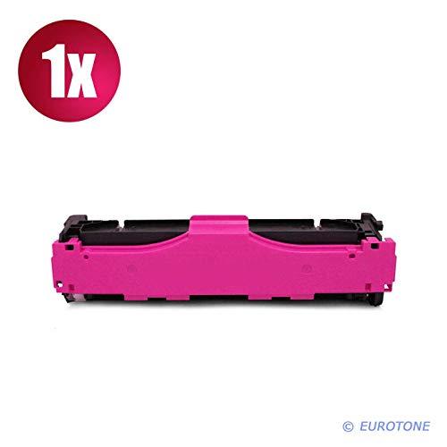 Eurotone Remanufactured Toner for HP Laserjet Enterprise 700 Color MFP M 775 z Plus Replaces CE343A 651A
