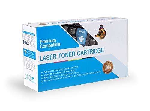 JBS Ink Compatible Toner Cartridge Replacement for HP CE343A 651A Works with Laserjet Enterprise 700 Color MFP M775 M775DN M775F M775Z M775Z Magenta