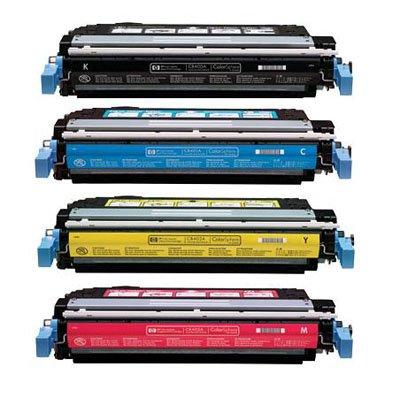 Clearprint © CB400A CB401A CB402A CB403A Compatible Color Toner Set for HP Color LaserJet CP4005 CP4005N CP4005CN MFPCP CP4005DN printers