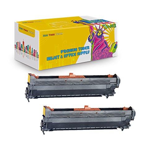 New York TonerTM New Compatible 2 Pack Xerox 106R01438 High Yield Toner for Xerox - Phaser  7500 - Yellow