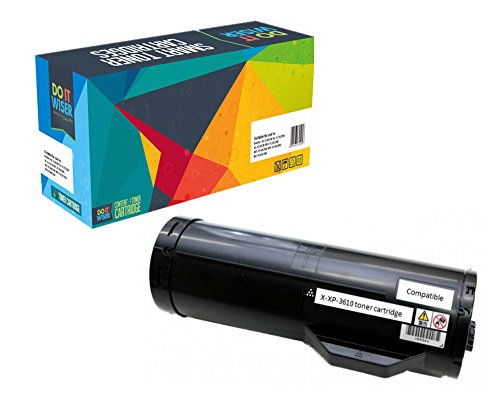 Do it Wiser Compatible High Yield Toner for Xerox Phaser 3610 Xerox WorkCentre 3615 - 106R02722 - 14100 Pages