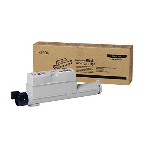 Xerox 6360 Toner Cartridge High-Capacity Black1-Pack