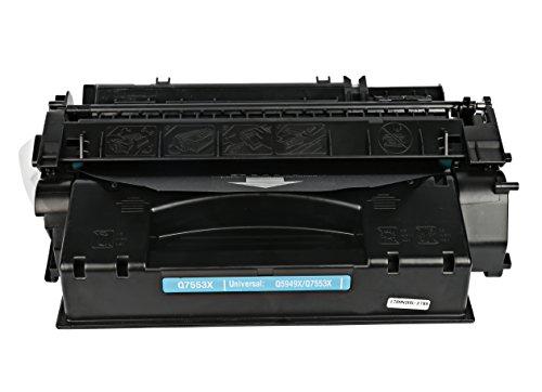 Color4work Q5949A Q7553A Toner Cartridge for LaserJet P2010 P2011 P2011n P2012 P2012n P2013 P2013n P2014 P2014n P2015 P2015d P2015n P2015dn P2015x M2727nf M2727nfs 1160 1320 1320n 1320tn 3390 3392 1pk