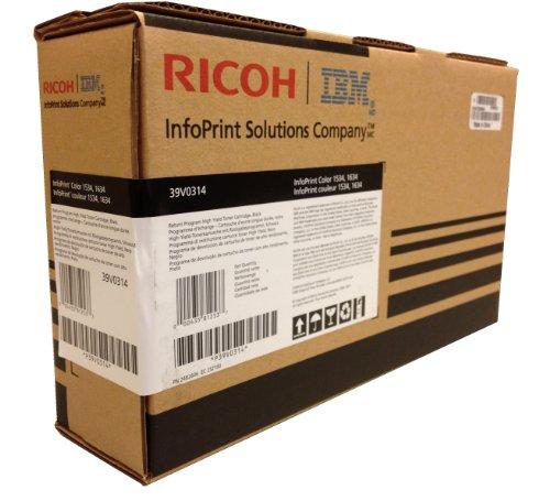 High Yield Return Toner Cartridge - Black - 8000 Based On 5 Coverage