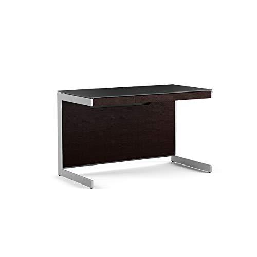 BDI Furniture 6003 Es Sequel Compact Desk Espresso Stained Oak