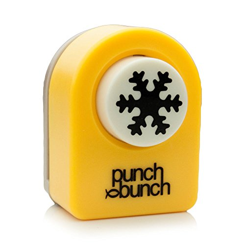 Punch Bunch Small Punch Vail Snowflake