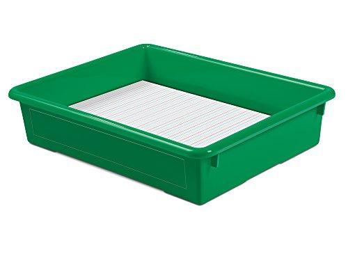 Lakeshore Heavy-Duty Paper Tray - Green