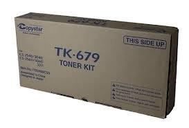 Copystar Brand Cs2540 - 1-Tk679 Standard Black Toner Office Supply  Toner