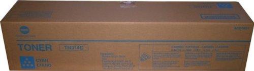 Konica Brand Bizhub C353 - 1-Tn314c Cyan Toner Office Supply  Toner