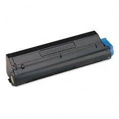 Okidata Brand B4600 - 1-High Yield Black Toner Office Supply  Toner