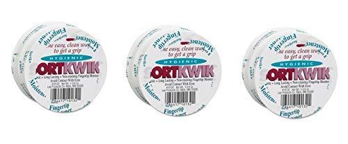 LEE 10132 Sortkwik Fingertip Moisteners 1 34 oz Pink Sold as 6 Pack