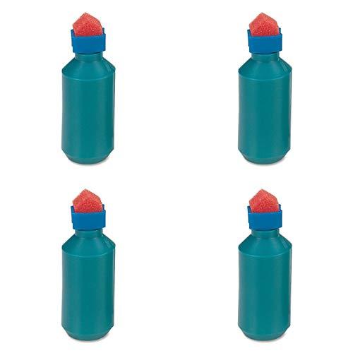 Sparco Envelope Moistener Bottle Type Sponge Tipped SPR01483 4 Packs