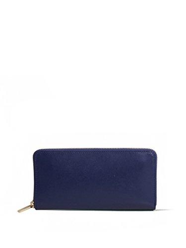 Paperthinks Notebooks Long Wallet Navy Blue PT02186