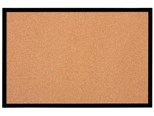Quartet Bulletin Board Cork Board 2 x 3 Black Frame MWDB2436-BK