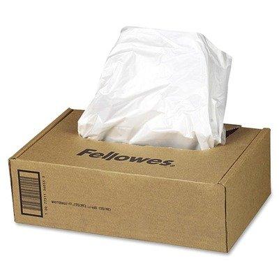 3 Pack Value Bundle FEL3605801 Powershred Shredder Waste Bags 32-38 gal Capacity