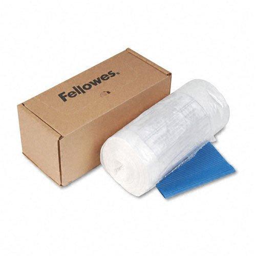 Fellowes  Powershred Shredder Bags for Models C-320320C420HS480HS 50 Bags TiesCTN -- Sold as 2 Packs of - 50 -  - Total of 100 Each