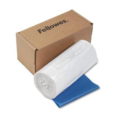 Powershred Shredder Waste Bags 14-20 gal Capacity 50CT Sold as 2 Carton 50 Each per Carton