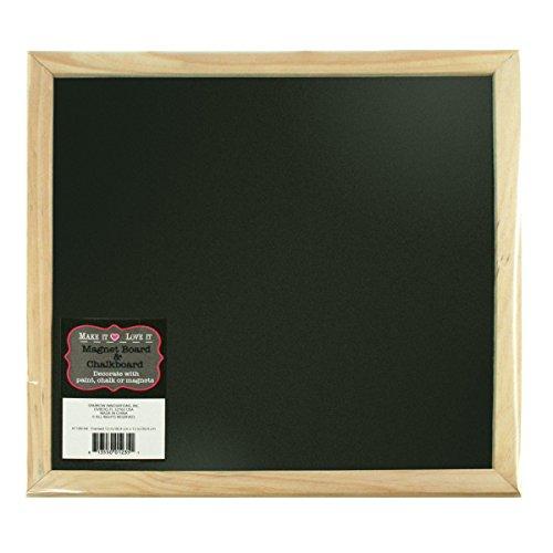 Make it Love It Magnetic Chalkboard 12 x 12 inch