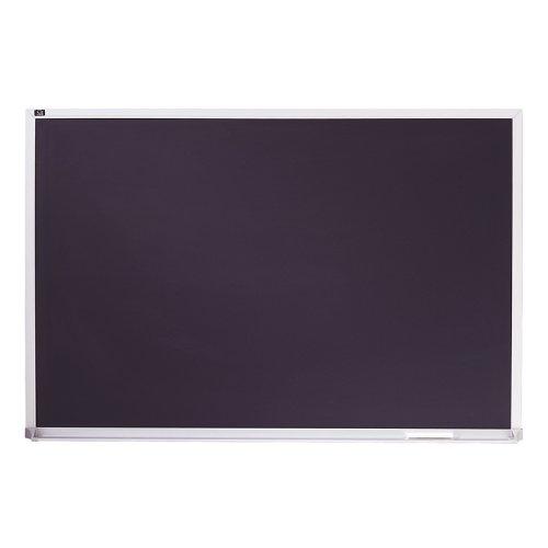 Quartet Chalkboard Porcelain Magnetic 3 x 4 Feet Aluminum Frame PCA304B
