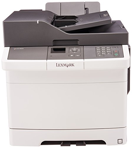 Lexmark CX310dn Color All-In One Laser Printer with Scan Copy Network Ready Duplex Printing and Professional Features