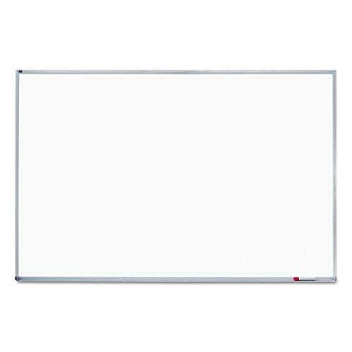 Quartet Whiteboard Non-Magnetic Dry Erase White Board 4 x 6 Aluminum Frame EMA406